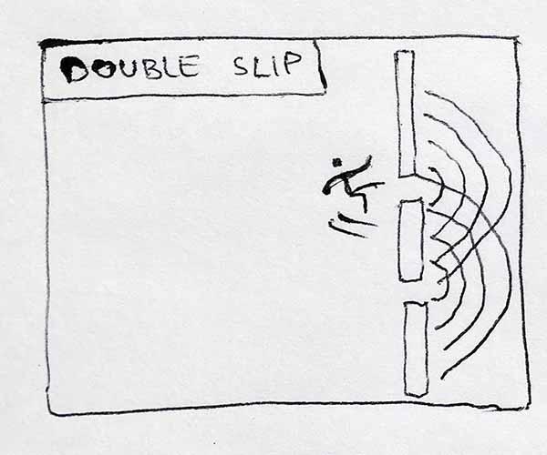 Double slip